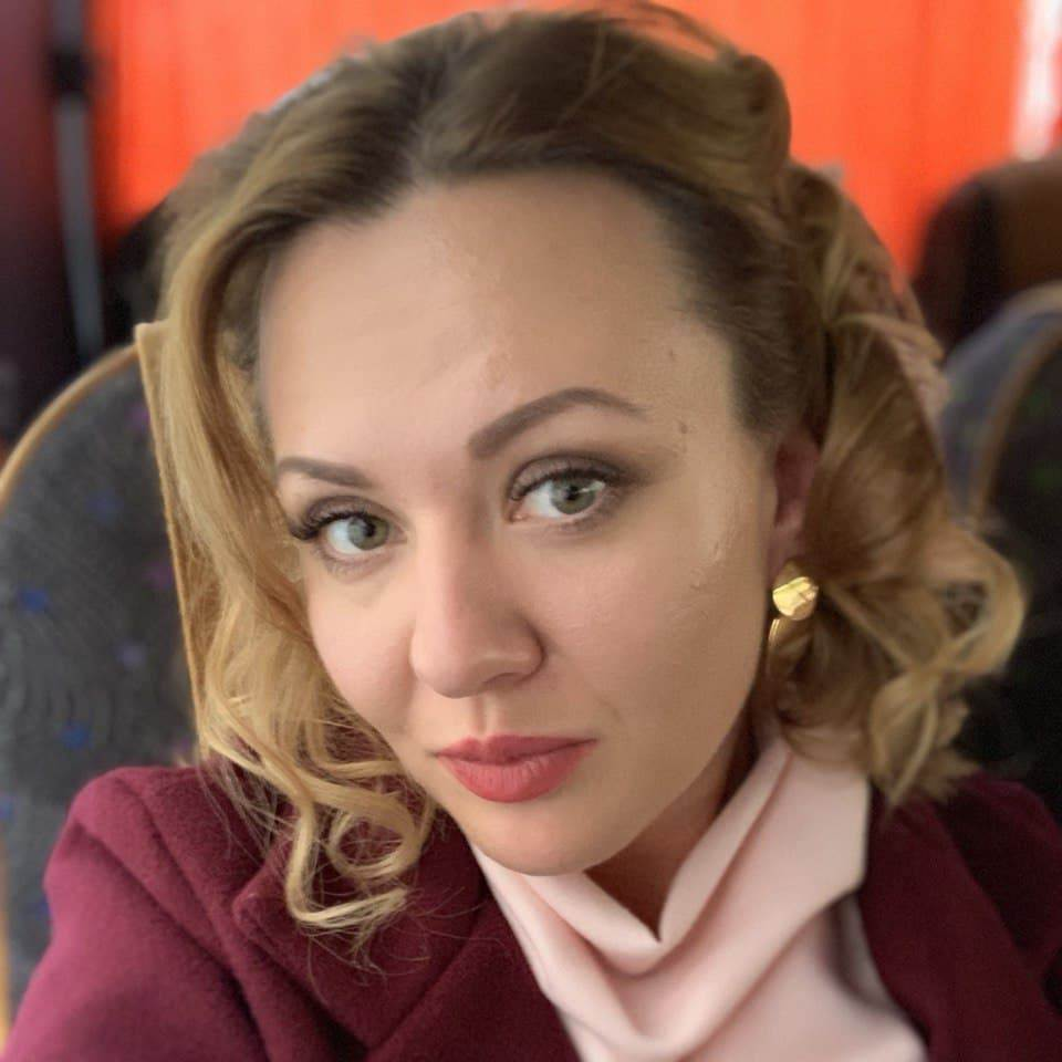 Анна Петрунько